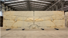 Calacatta Oro Marble Slabs New!