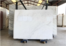 Kyknos Marble Slabs 2/3 Cm, Kyknos White Marble