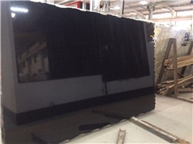 Black Absolute Marble Slabs