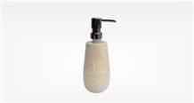 Indo Marfil Marble Cream Dispenser Soap Premium