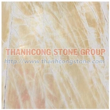 Vietnam Yellow Marble Tiles