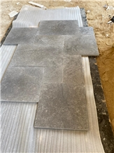 London Grey Limestone Tiles and Slabs