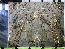 Brazil Pandora Granite White Natural Stone Slabs