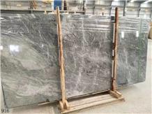 Golden Vienna Marble Grey Natural Stone Big Slabs
