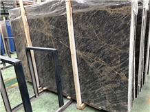 Provence Grey Marble Bvlgari Blue Gold in China