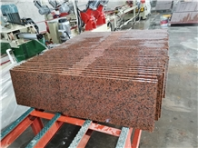 Tianshan Red Granite Sheet(1.3cm)