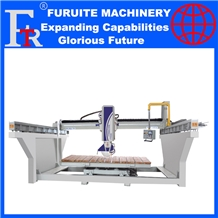 Marble Granite Quartz Laser Bridge Cutting Machine