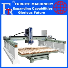 Stone Marble Granite Quartz Bridge Cutting Machine