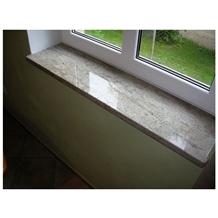 Granite Interior Window Sills & Door Threshold