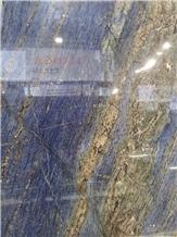 Luxury Stone Of Dream Sapphire Blue Granite