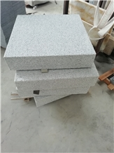 New G603 Light Grey Granite Wall Caping Stone
