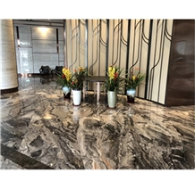 Venice Brown Marble Slabs,Frappuccino Marble Tiles