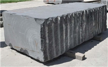 Black Galaxy Granite Blocks