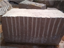 Indian Red Granite Blocks & Slabs
