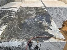 Silver Waves Granite Blocks