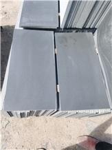 Cheap Honed Absolute Black Basalt Thin Tiles