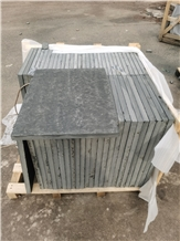Wholesale Flamed Negro Oriental Black Basalt Tile