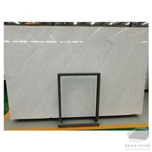 Aston White Marble Tiles and Slabs