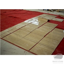 Italy Wood Grain Marble Tiles and Slabs