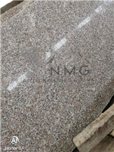 Rosa Al Nasr Granite Slabs