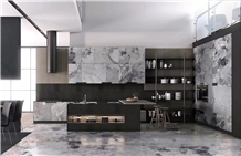 China New Grey Marble Da Vinci Grey