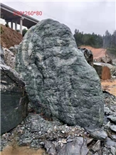Dragon Green Marble Landscape Stone for Garden