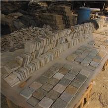 Granite Paving Stone Split Surface