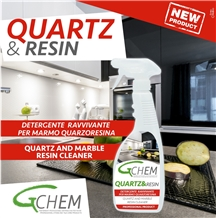 Quartz & Resin - Detergent for Quartz Stone Cleaner