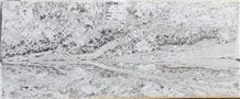 Biscuti White Granite Slabs, Biscotti White Granite