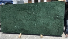 India Green Marble Slabs