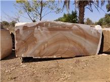 Fantasy Gold Exotic Quartzite Blocks