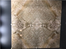 Breccia Marble Slabs & Tiles, Italy Beige Marble