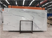 Calacatta, 3d Print, Engineered Marble, Factory