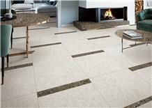 Inorganic Marble,Tarrazzo Flooring Tiles
