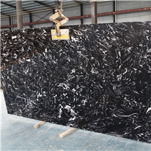 Silver White Dragon Marble Engineered Stone Slab
