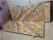Armani Gold Granite Slabs