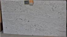 Biscotti White Granite Slabs
