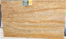 Imperial Gold Granite Slabs