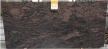 Indian Aurora Granite Slabs