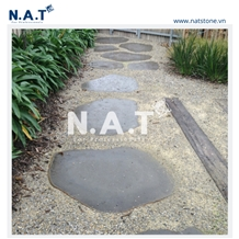 Vietnam Bluestone Paver Stepping Stone