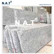 Vietnam Forest White Granite Slabs Tiles Polished