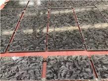Versace Black/Matrix Black Brazil Granite Slab