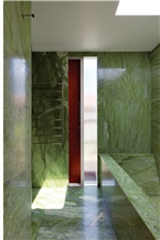 China Verde Ming Green Marble Slab,Wall Tile