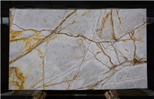 Crystal Imperiale Quartzite Slabs