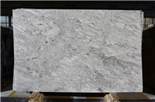 Malibu White Granite Slabs