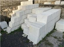 Amba White Marble Tiles