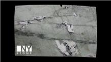 Cristallo Tiffany Quartzite - 02 Green Exotic Quartzite Slabs
