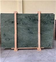 Leaf Green Marble Slabs