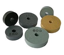 Levtorodx130 - Bullnose Ø 130 mm Small Hole Snail Attachment Grinding Abrasive
