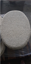 Garden Stepping Pavement by Granite Yellow/Pink/White/Grey
